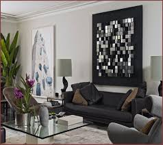 Large Living Room Wall Decorating Large Wall Decorating Ideas Pictures Remodelaholic 60 Budget
