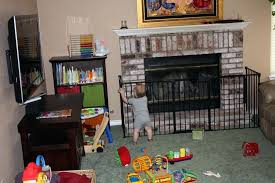 baby proofing tv stand what we used for our fireplace maybe you could use something similar for your stand how to babyproof a tv stand with glass shelves