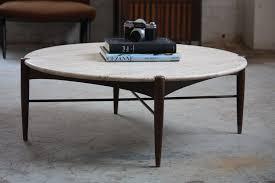 round travertine coffee table for remarkable kennykk2moderns most interesting flickr photos picssr