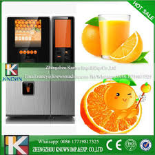 Juice Vending Machine Price Awesome Factory Price Fresh Orange Juice Vending Machinelemon Juicer