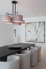 room light fixture interior design: une salle a manger blanche design dintacrieur daccoration maison luxe middot modern dining room lightingpendant light