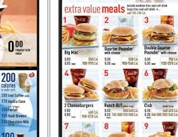 mcdonalds drive thru menu 2014. Brilliant Drive Detailed Look At The Calories On McDonaldu0027s Menu In Mcdonalds Drive Thru Menu 2014