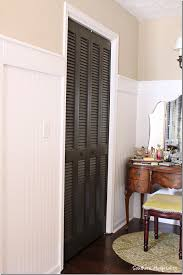 painted closet door ideas. Cool Painting Closet Doors On In My Bedroom I Painted The Louvered Same Door Ideas D