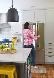 White Appliance Kitchen Choosing Kitchen Appliances Jenna Burger