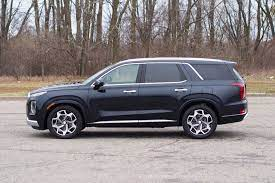 « back to all palisade trims. 2021 Hyundai Palisade Calligraphy Review Mainstream Luxury Roadshow