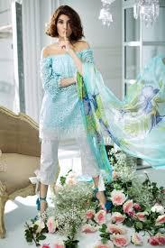 Sana Safinaz Best Summer Lawn Dresses Latest Collection 2017-2018 ...