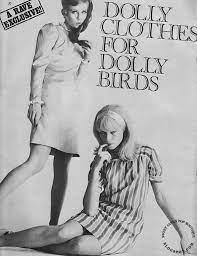 Dolly bird | Byron's muse