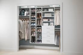 walk in closet furniture. Reach-in Closet With Adjustable Shoe Organizer Walk In Furniture E