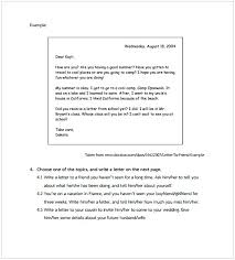Personal Letter Format Cycling Studio