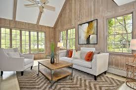 Vaulted Ceiling Living Room Interior Beautiful Half Vaulted Ceiling Living Room Cottage