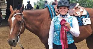 Mower County 4 Hers Compete At State Horse Show Eight Riders Honor