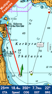 Gps Nautical Charts App For Android Adriatic Sea Gps Nautical Charts Apk Download Android Cats