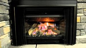 mendota d40 gas fireplace insert