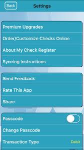 Order Check Registers My Check Register Revenue Download Estimates Apple App Store Us