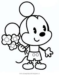 Small Picture Disney Cuties Coloring Page Coloring Home