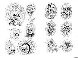 тату черепов эскизы татуировок татуировки лучшие эскизы фото