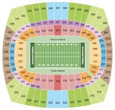 Arrowhead Stadium Seating Chart With Rows Arrowhead Stadium Tickets And Arrowhead Stadium Seating