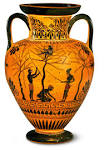 ancient Greece Urns