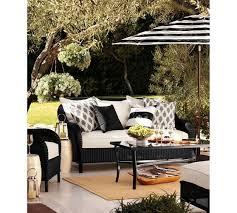patio decor outdoor wicker furniture