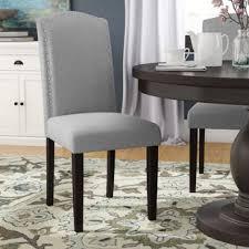 nailhead dining chairs