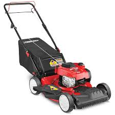 Shop Troy-Bilt TB200 150-cc 21-in Self-propelled Gas Lawn Mower with ...