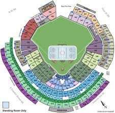 Progressive Field Seating Chart For Concerts Seat Numbers Flow Charts