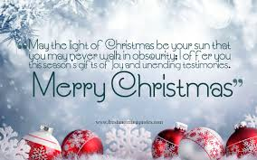 May The Light Of Christmas 100 Heartwarming Christmas Messages For You
