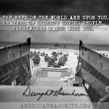 D Day Quotes Beauteous June 48 48 DDay Quote From Gen Eisenhower's Message To The