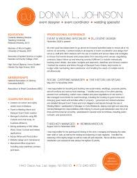 I like this resume because it is simple and easy to read.