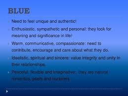 blue color psychology