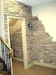 wonderful fake stone wall ideas brick for interior walls home depot