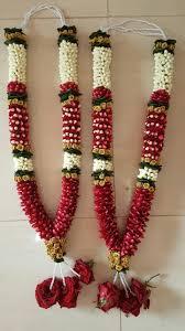 Indian Wedding Malai New Design Vishnu Flower Garland Wedding Indian Wedding Flowers