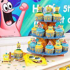 Spongebob Party Ideas Party City