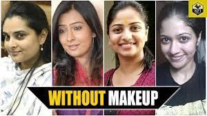 kannada es without makeup photos