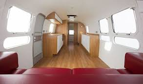 Airstream Interior Design Minimalist Impressive Inspiration