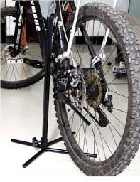 Bicycle Wheel Display Stand Honestar Bike Maintenance Stand Bicycle Cycle Work Repair Floor 79