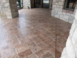 Decorative Concrete Overlay Stamped Concrete Overlay Enhance Concrete Surfaces Affordably