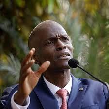 Jovenel Moïse, Haiti's President ...