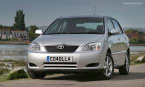 TOYOTA Corolla 5 Doors specs - 2002, 2003, 2004 - autoevolution