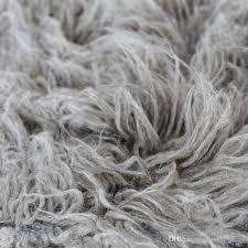 grey blush newborn prop fur rug basket filler blanket flokati rug newborn faux flokati blanket baby photography backdrop kids blankets baby quilts and
