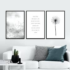 black and white canvas art abstract landscape es canvas painting black white poster print wall art