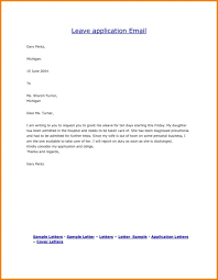 Request Letter Format For Vacation Leave Best Of Sample