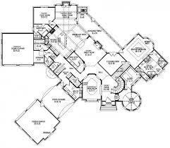 #654277   4 Bedroom 4.5 Bath House Plan : House Plans, Floor Plans,