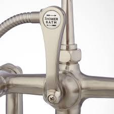 deck mount tub faucet with diverter. diverter deck mount tub faucet with d