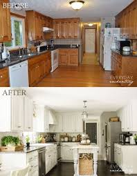 Small Picture Best 25 Kitchen cabinet makeovers ideas on Pinterest Kitchen
