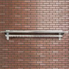 regency 15 x 72 stainless steel wall
