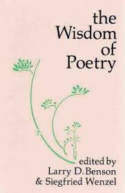 the wisdom of poetry essays in early english literature in honor  the wisdom of poetry essays in early english literature in honor of morton w