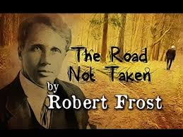 the road not taken by robert frost poetry reading