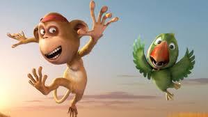 Cartoon Film Delhi Safari Film Review Hollywood Reporter