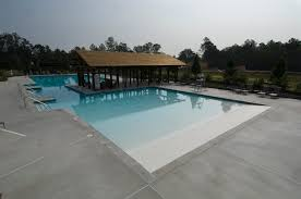 commercial swimming pool design. Commercial Swimming Pool With Beach Entry Design